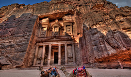 18-Day Best of Egypt and Jordan Luxury tour
