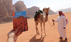 6 Days Jordan tour (Amman - Petra  - Wadi Rum - Dead Sea)
